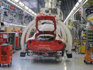 krizové plány automotive